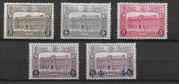 TR170/174, Ongebruikt Met Scharnier (zie Scans) - 1923-1941