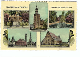 GROETEN Uit St-TRUIDEN 40  Uitg : G R S T - Sint-Truiden