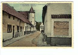 19. Sint-Truiden Béguinage  Begijnhof En Gedenksteen   Uitg : G R S T - Sint-Truiden