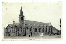 BREE  Kerk 1934 - Bree