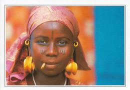 Sierra Leone Femme Djalloube (carte écrite édition ATLAS) - Sierra Leone