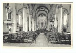 Stokkem  Binnenzicht Der Kerk - Dilsen-Stokkem