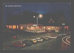 Middelkerke - Casino Bij Nacht - Citroën DS - Middelkerke