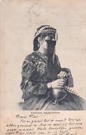 18257Femme Egyptienne. 1904 (voir Coins) - Persons