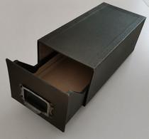 Fichero / Archivador En CARTON DURO - GERFA - Stamp Boxes