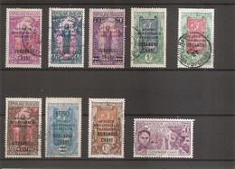 Oubangui ( Lot De Timbres Divers Différents Oblitérés) - Used Stamps