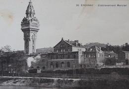 51 LA CHAMPAGNE - EPERNAY Etablissement Mercier FRANCE - Epernay