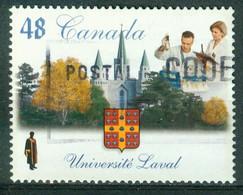 Bm Canada 2002 MiNr 2043 Used | Universite Laval, Quebec (150th Anniv Of Charter) - Gebraucht