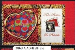 TIMBRES PERSONNALISES 3863 A ADHESIF - Personnalisés