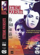 """Affiche (30x21,5) De Film """"EXTREME POURSUITE"""" De J.S. CARDONE -vhs Secam CIC VIDEO - Affiches"""