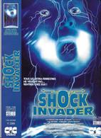 "Affiche (30x21,5) De Film ""SHOCK INVADER"" De Jon Daniel Hess -vhs Secam CIC VIDEO - Affiches"