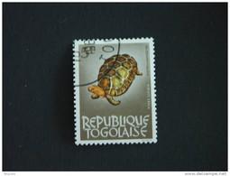 Togo 1964 Schildpad Tortue Turtle Schildkröte Tortuga Tortua Yv 397 O - Schildkröten