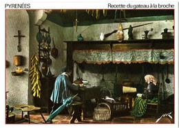 Pyrénées : Recette Du Gateau à La Broche - éditions Artpyr - Neuve - Recettes (cuisine)