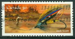 Bm Canada 2005 MiNr 2254 Used | Fishing Flies. Jock Scott - Gebraucht