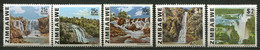 Simbabwe Zimbabwe Mi# 232-6  Postfrisch/MNH - Waterfalls - Zimbabwe (1980-...)