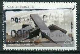 Bm Canada 2002 MiNr 2064 Used | Sculptures. Embacle (Charles Daudelin) - Gebraucht