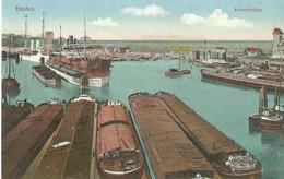 EMDEN - Aussenhafen - Emden