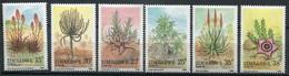 Simbabwe Zimbabwe Mi# 384-9 Postfrisch/MNH - Flora, Dessert Plant - Zimbabwe (1980-...)