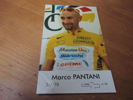 Marco Pantani, - Cycling