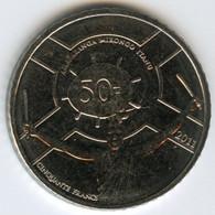 Burundi 50 Francs 2011 KM 22 - Burundi