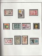 AOF 1948/59 Entre N°43 à 75 Neuf* Et Obl - Neufs