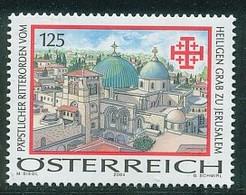 2004 - 2485 - ** - Ritterorden  V Heil. Grab Jerusalem - 2011-... Nuovi & Linguelle
