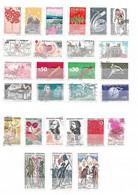 1581 France Lot De 27 Timbres Année 1972-73 Oblitérés - Used Stamps