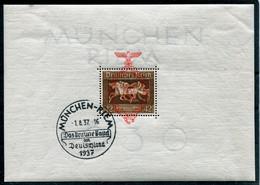 Deutsches Reich - Michel Block 10 Sostpl. - Blocks & Sheetlets