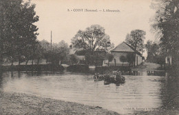 80 - COISY (Somme) - L' Abreuvoir. - Sonstige Gemeinden