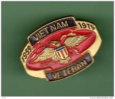 US ARMY *** VIETNAM *** VETERAN 1959-1975 *** 0096 - Militair & Leger