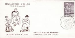Enveloppe 1486 Bimillénaire D'Arlon - Lettres & Documents