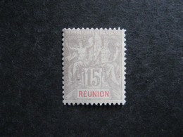 REUNION : TB N° 48, Neuf X . - Neufs