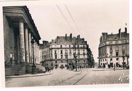 CPA NANTES Place Grasln - Nantes