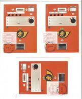 Automaatzegel 57 / 59 - Non Classés