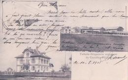 Corcelles Payerne VD, Tuilerie Briqueterie Morandi Frères (199) - VD Vaud