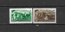 URSS - 1948 - N. 1249/51* (CATALOGO UNIFICATO) - Nuovi