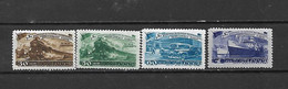 URSS - 1948 - N. 1252/55* (CATALOGO UNIFICATO) - Nuovi