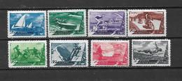 URSS - 1949 - N. 1368/75* (CATALOGO UNIFICATO) - Nuovi