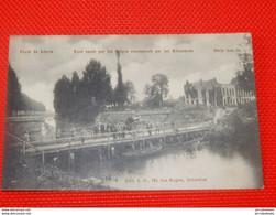 MILITARIA - LIER - FORTS DE LIERRE - Pont Sauté Par Les Belges, Reconstruit Par Les Allemands - Guerra 1914-18
