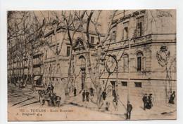 - CPA TOULON (83) - Ecole Rouvière 1905 (belle Animation) - Edition Bougault 775 - - Toulon