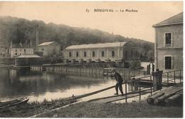 PENICHE       BOUGIVAL  78    LA MACHINE - Houseboats