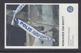 Sweden Booklet 2010 - Facit 584 MNH ** - 1981-..