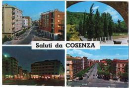 Saluti Da COSENZA - Vedute - Cosenza