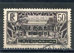 AFRIQUE  EQUATORIALE  FRANCAISE  N°  10  (Y&T)   (Oblitéré) - Unused Stamps