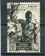 AFRIQUE  EQUATORIALE  FRANCAISE  N°  223  (Y&T)   (Oblitéré) - Unused Stamps