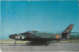 114 - Force Aérienne Belge- Republic RF84 F - Thunderflasch - Avion De Reconnaissance - 1946-....: Modern Era