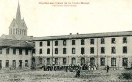 MAZAMET  =  Hopital Auxilliaire De La Croix Rouge   2057 - Mazamet