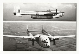 "118 - Force Aérienne Belge- Bimoteur De Transport Lourd  ""Militaria"" - 1946-....: Modern Era"