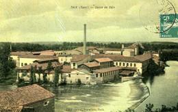 SAIX  = Usine De Saix   2058 - Other Municipalities