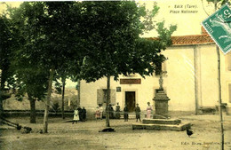SAIX  = Place Nationale   2059 - Other Municipalities